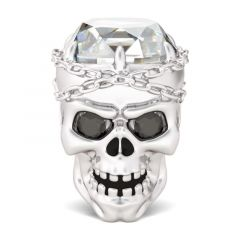 Skull Sterling Silver Charm